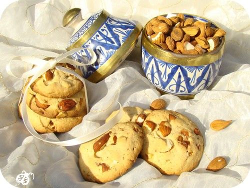 cookies aux amandes dazahid 2