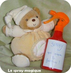 spray magique de jasmine