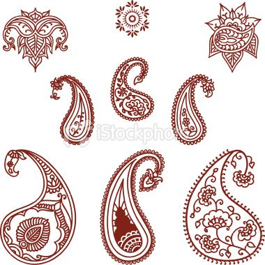 10 mod les de motifs paisley jasmine and co diy et tuto de d coration orientale marocaine. Black Bedroom Furniture Sets. Home Design Ideas