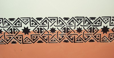 motif frise orientale jasmine and co