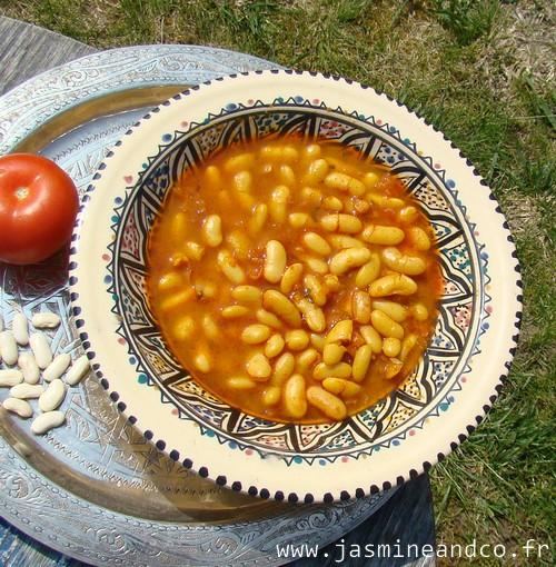 recette loubia marocaine