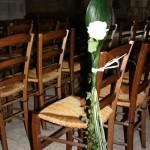 Déco chaise église orientale