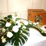 décoration table mariage oriental