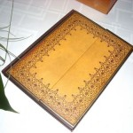 livre d'or mariage oriental