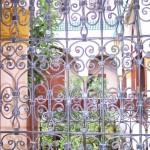 riad maroc fer forgé décoration orientale