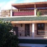 riad zouina marakech terrasse