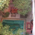 riad zouina maroc piscine