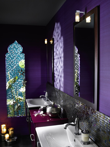 d coration orientale et marocaine pour une salle de bain jasmine and co. Black Bedroom Furniture Sets. Home Design Ideas