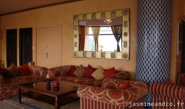Miroir Pour Salon Marocain Maison Design