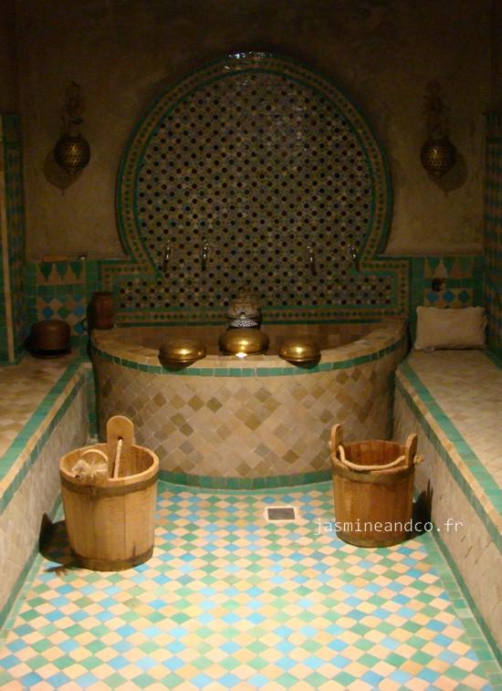Riad Ibn Battouta Salles De Bains Orientales Jasmine And Co