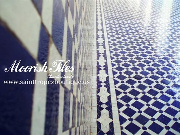 le zellige est donc un carreau de terre cuite issu de lartisanat marocain cest bien entendu une tradition qui se perd au dtriment des techniques moins - Zellige Marocain Salle De Bain