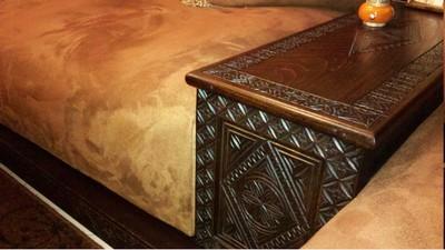 un salon marocain bois et tradition jasmine and co. Black Bedroom Furniture Sets. Home Design Ideas