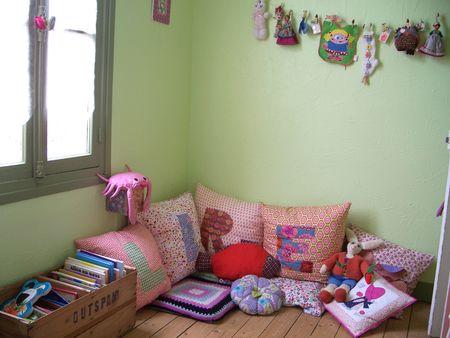 Aménager un coin lecture pour enfant : conseils et recyclage ...