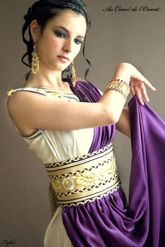 Robe de soiree libanaise 2011