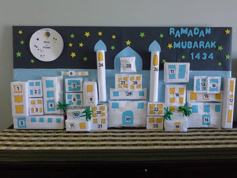 calendrier de ramadan