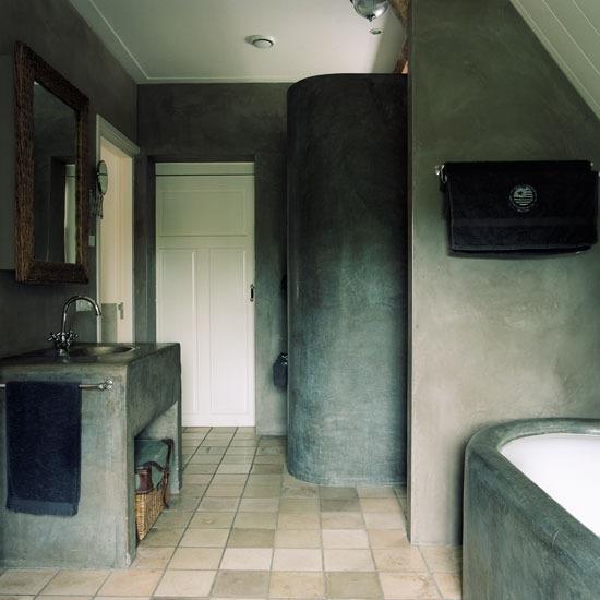 Le tadelakt : l\'enduit idéal pour la salle de bain - Jasmine ...
