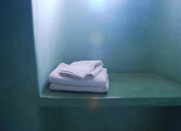 Le tadelakt : l\'enduit idéal pour la salle de bain - Jasmine and Co