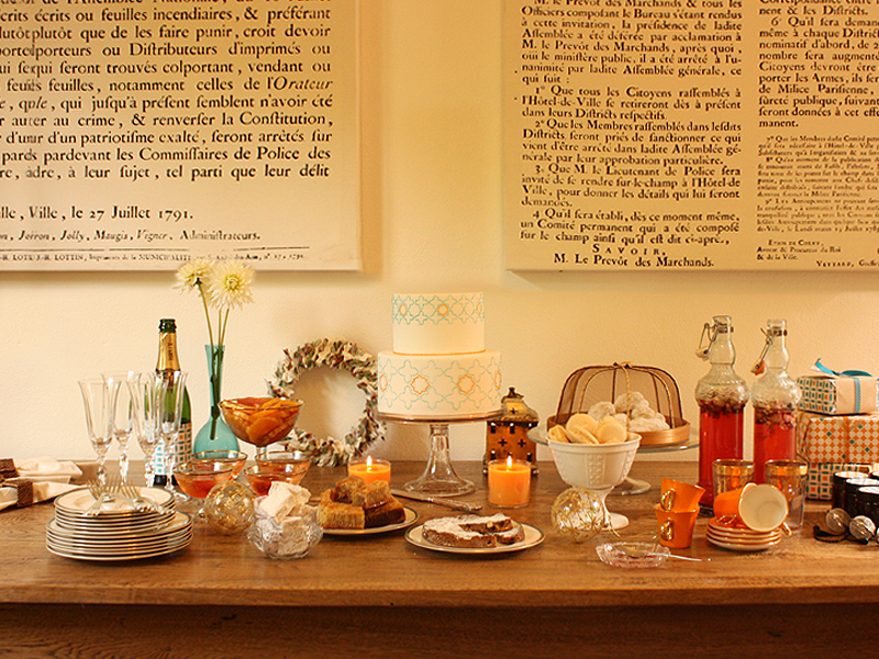 Décoration de table marocaine - Jasmine and Co - DIY et tuto de ... f39205500a5