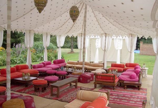 d cor oriental la tente marocaine jasmine and co diy et tuto de d coration orientale marocaine. Black Bedroom Furniture Sets. Home Design Ideas