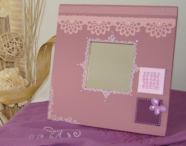 Miroir oriental-chic pour chambre de fille - Jasmine and Co