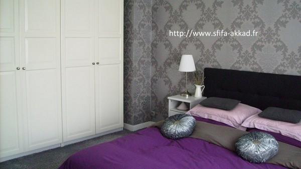 Chambre à coucher : Un mélange de baroque et de Maroc - Jasmine and ...
