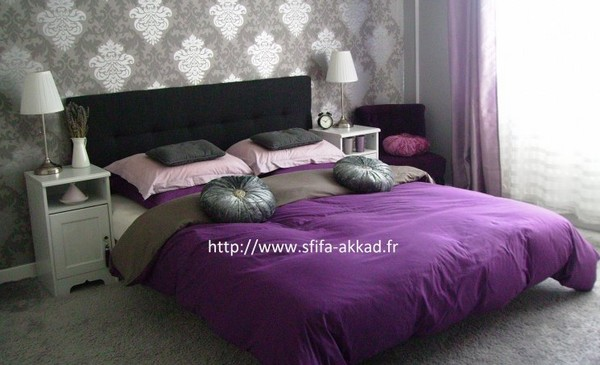chambre coucher un m lange de baroque et de maroc jasmine and co diy et tuto de. Black Bedroom Furniture Sets. Home Design Ideas