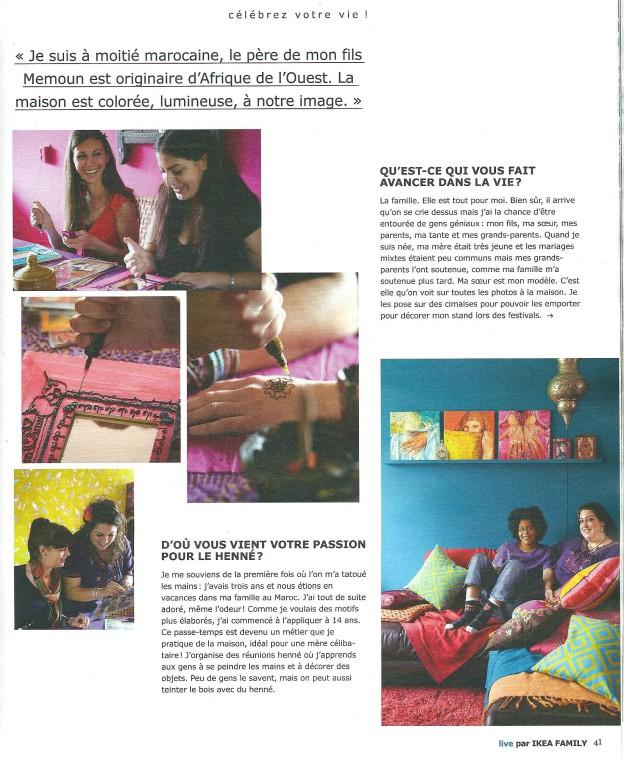 ikea et la d coration marocaine jasmine and co. Black Bedroom Furniture Sets. Home Design Ideas