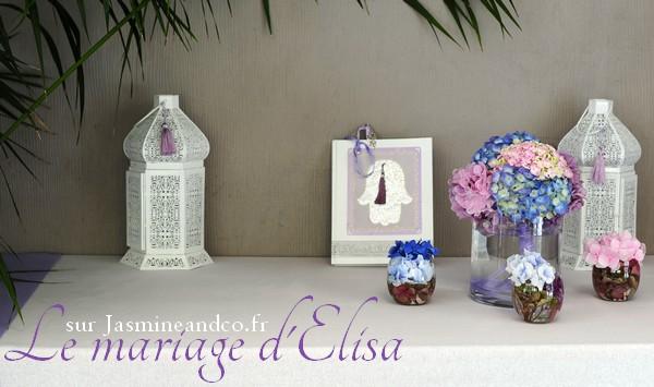 le mariage oriental chic d 39 elisa jasmine and co diy et tuto de d coration orientale marocaine. Black Bedroom Furniture Sets. Home Design Ideas