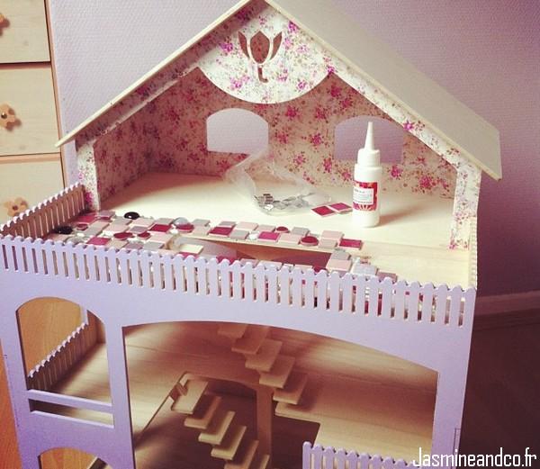 2 d coration de la maison jasmine and co - Construire des meubles en carton ...