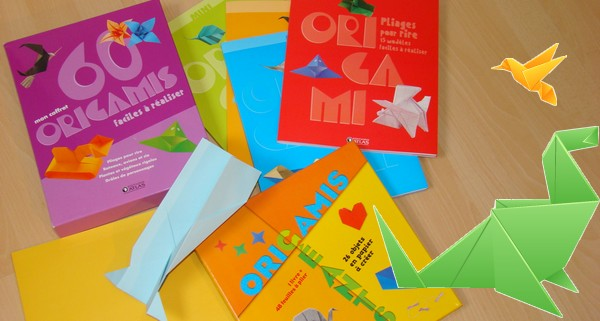 kit coffret origami