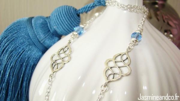 collier sautoir marocain