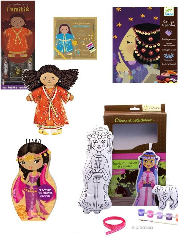 poupée marocaine