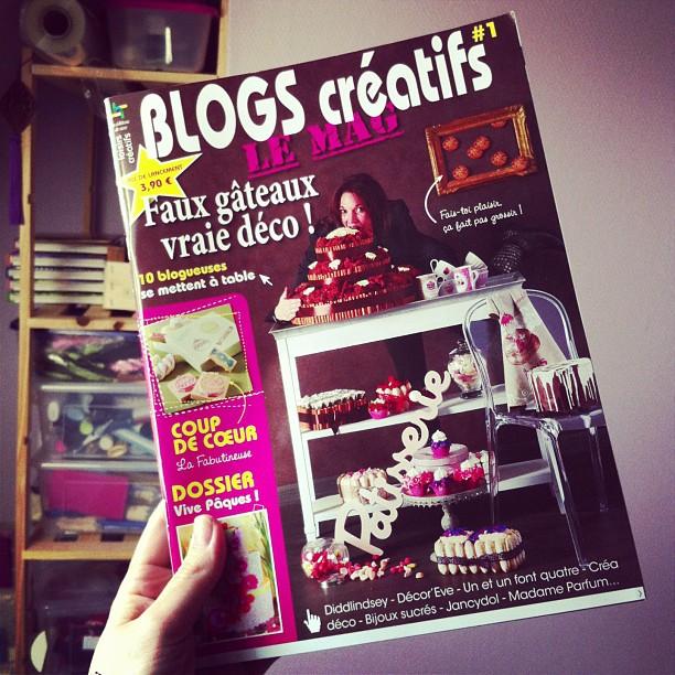 blogs créatifs le magazine le mag