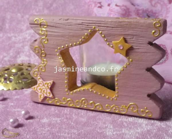 décoration orientale étoile