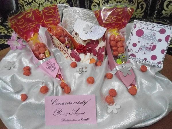 décoration orientale anniversaire