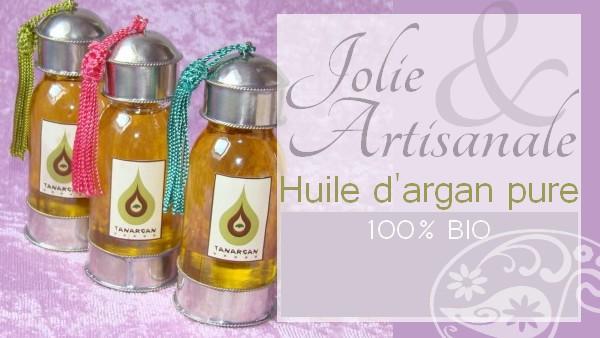 huile d'argan par chere