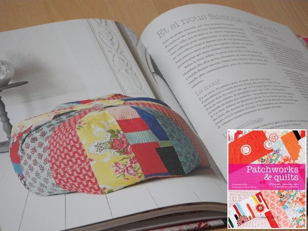 livre patchworks et quilts