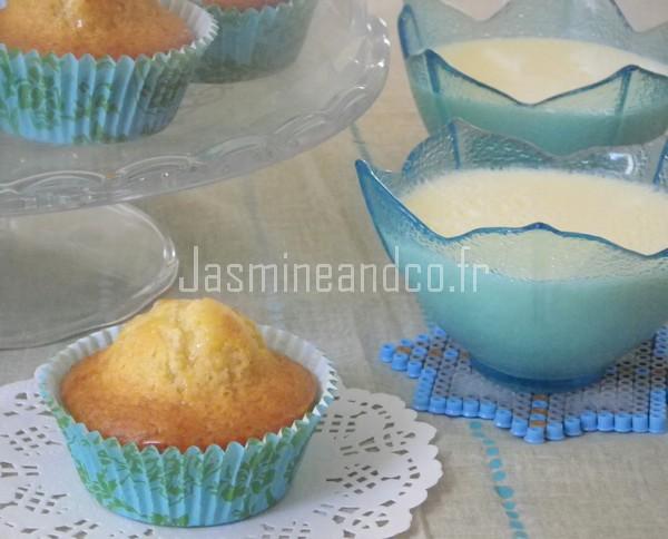 muffin facile miel yaourt