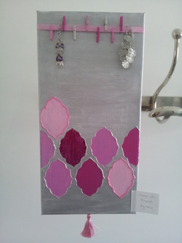 porte bijou oriental marocain