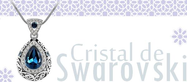 bijou cristal de swarovski