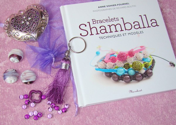 livre bracelet shamballa