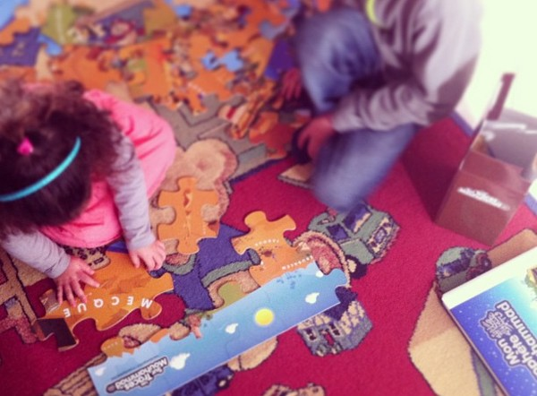 puzzle islam