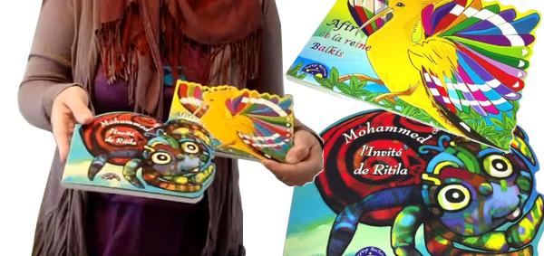 livre enfant islam