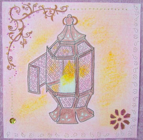 mosarabic lanterne