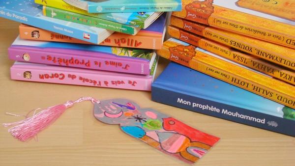 marque page ramadan