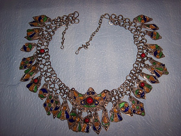 collier kabyle