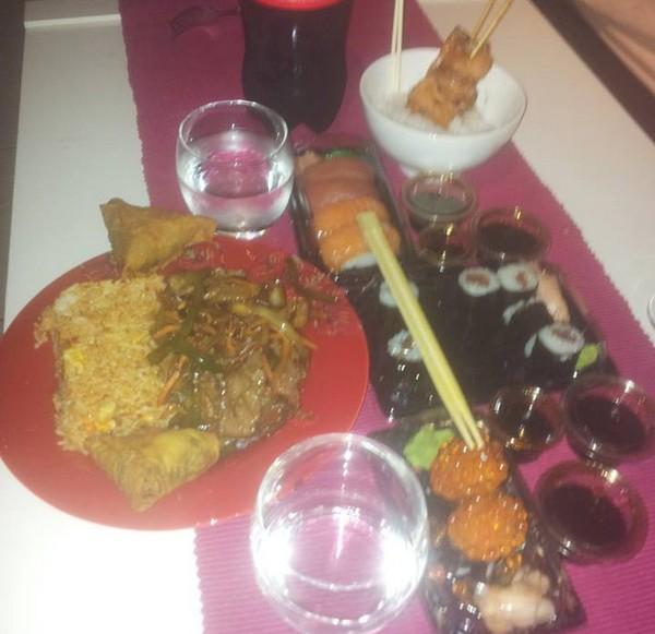 ftour sushi