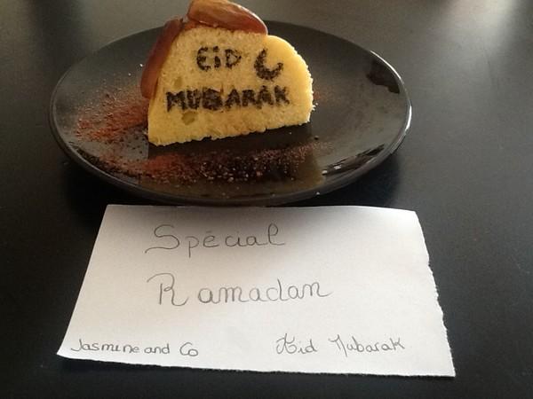 gateau ramadan