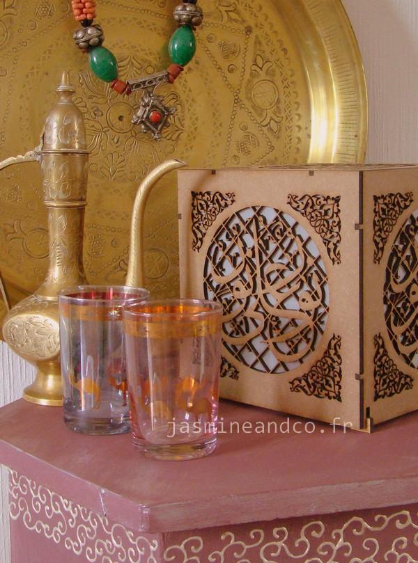 Une belle lampe orientale en bois - Jasmine and Co - DIY et tuto de ... 1e142ccbaa8