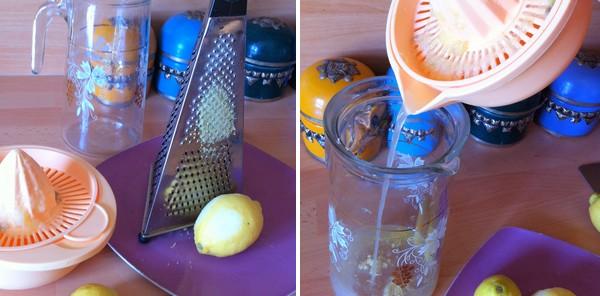 recette citronnade facile légère